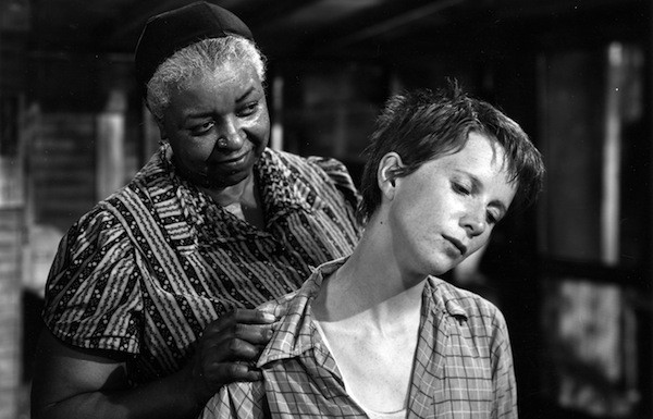 Ethel Waters and Julie Harris in The Member of the Wedding (Photo: Twilight Time)