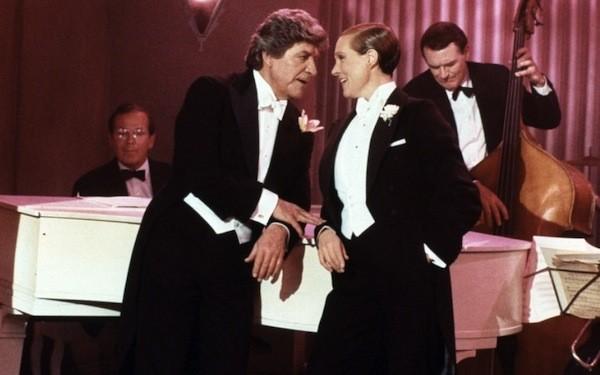 Robert Preston and Julie Andrews in Victor/Victoria (Photo: Warner Bros.)