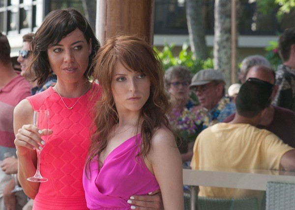 Aubrey Plaza and Anna Kendrick in Mike and Dave Need Wedding Dates (Photo: Fox)