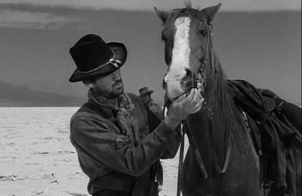 Gregory Peck in Yellow Sky (Photo: Kino)