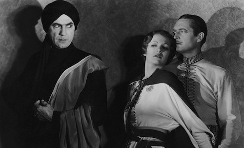 Bela Lugosi, Irene Ware and Edmund Lowe in Chandu the Magician (Photo: Kino & Fox)
