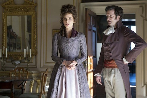 Kate Beckinsale and Tom Bennett in Love & Friendship (Photo: Sony)