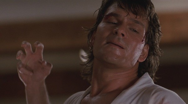 Patrick Swayze in Road House (Photo: Shout! Factory & MGM)