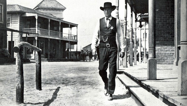 Gary Cooper in High Noon (Photo: Olive Films)