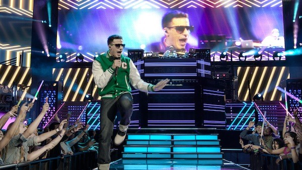 Andy Samberg in Popstar: Never Stop Never Stopping (Photo: Universal)