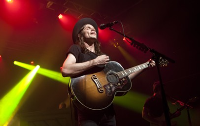 James Bay - PHOTO BY JEFF HAHNE