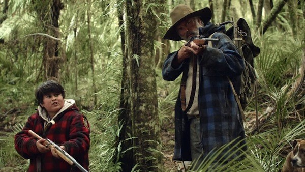 Julian Dennison and Sam Neill in Hunt for the Wilderpeople (Photo: Sony)