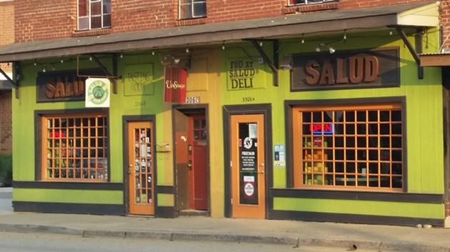 Salud Bottle Shop
