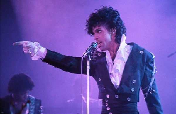 Prince in Purple Rain (Photo: Warner)