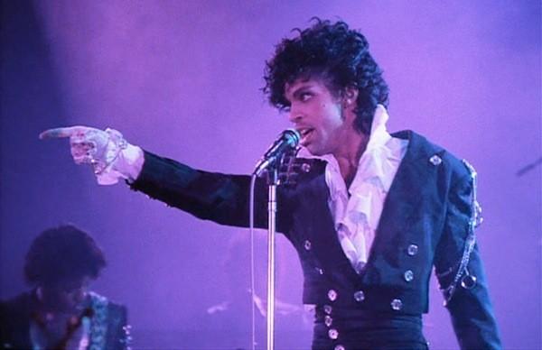Prince in Purple Rain (Photo: Warner)