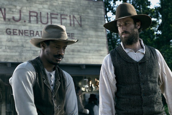 Nate Parker and Armie Hammer in The Birth of a Nation (Photo: Fox Searchlight)