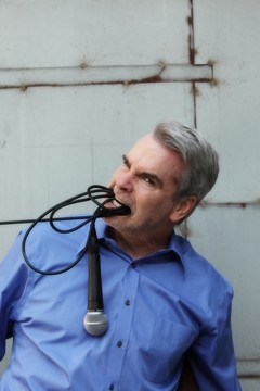 Henry Rollins (Photo by Heidi May)