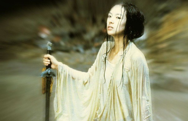 Zhang Ziyi in Crouching Tiger, Hidden Dragon (Photo: Sony Pictures Classics)