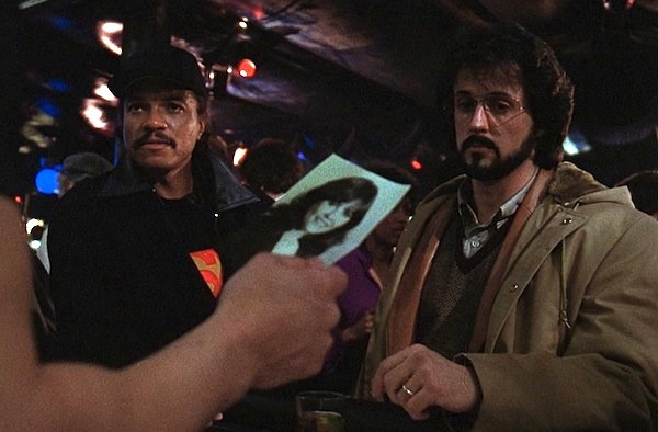 Billy Dee Williams and Sylvester Stallone in Nighthawks (Photo: Shout! Factory)
