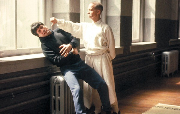 Fred Ward and Joel Grey in Remo Williams: The Adventure Begins (Photo: Twilight Time)