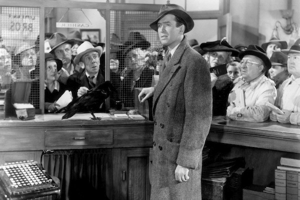 James Stewart in It's a Wonderful Life (Photo: Paramount)