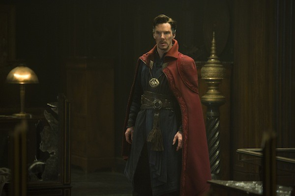 Benedict Cumberbatch in Doctor Strange (Photo: Marvel)