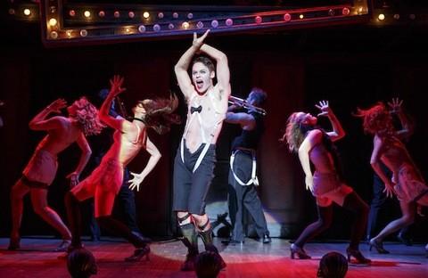 Cabaret (Photo by Joan Marcus)