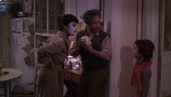 Marsha Mason, Richard Dreyfuss and Quinn Cummings in The Goodbye Girl (Photo: Warner)