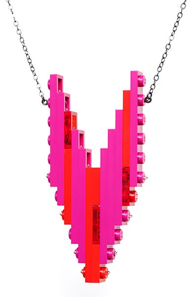 Jewelry from McColl Center for Art + Innovation