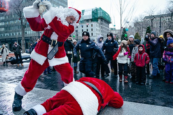 Billy Bob Thornton in Bad Santa 2 (Photo: Broad Green)
