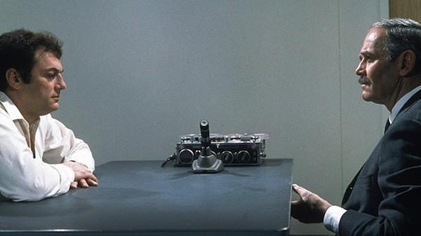 Tony Curtis and Henry Fonda in The Boston Strangler (Photo: Twilight Time)