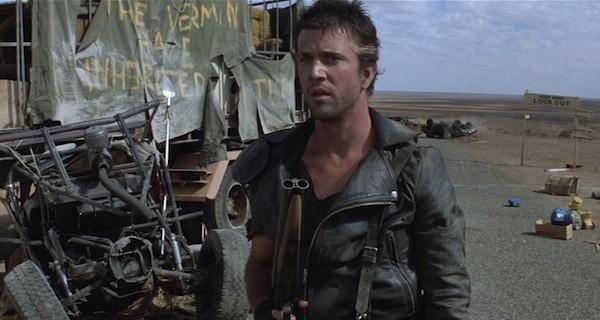 Mel Gibson in The Road Warrior (Photo: Warner)