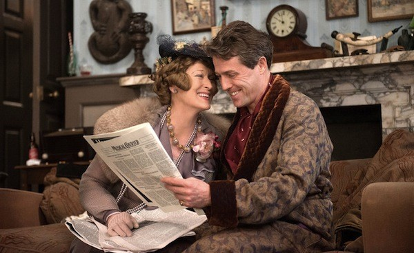 Meryl Streep and Hugh Grant in Florence Foster Jenkins (Photo: Paramount)