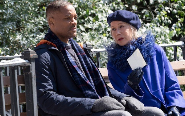 Will Smith and Helen Mirren in Collateral Beauty (Photo: Warner Bros.)