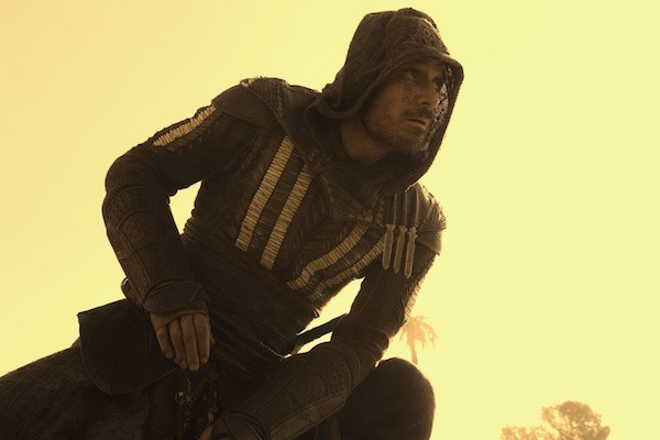 Michael Fassbender in Assassin's Creed (Photo: Fox)