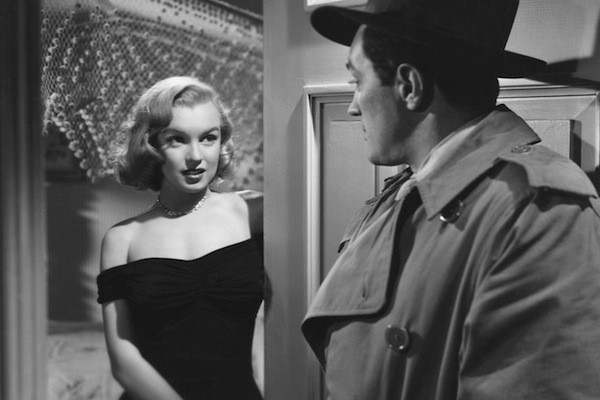 Marilyn Monroe in The Asphalt Jungle (Photo: Criterion)