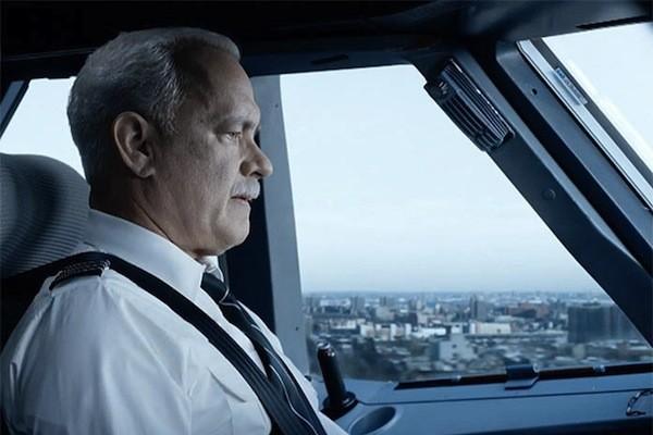 Tom Hanks in Sully (Photo: Warner)