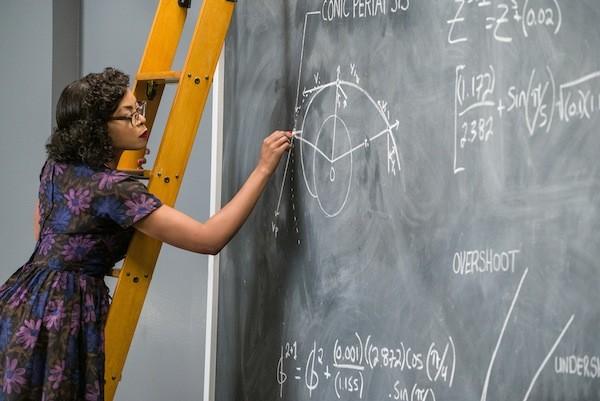 Taraji P. Henson in Hidden Figures (Photo: Fox)