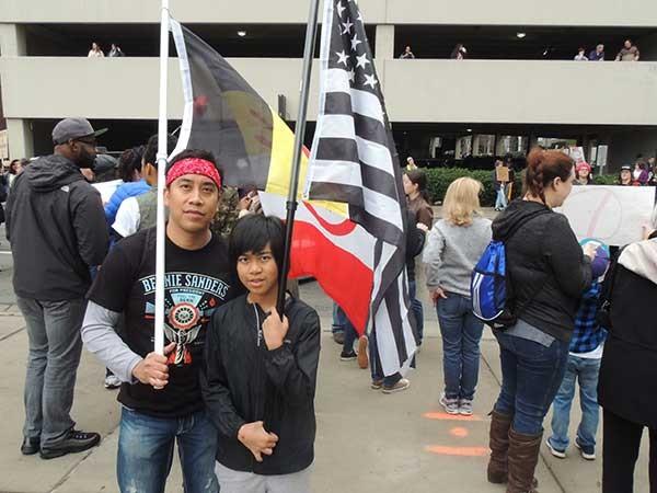 Arnold and Kai Ong. - RYAN PITKIN