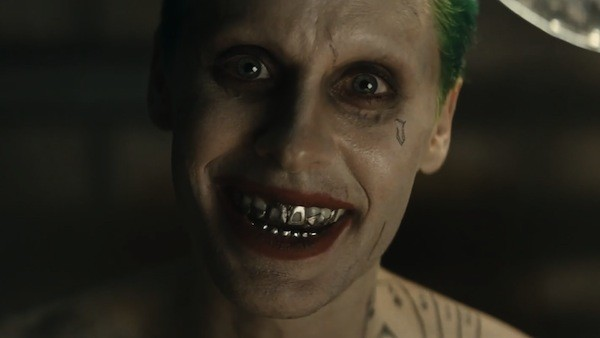 Jared Leto and his Oscar-nominated makeup in Suicide Squad (Photo: Warner Bros.)