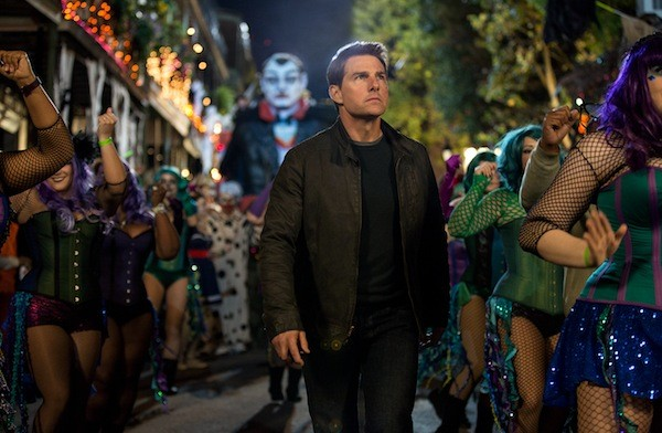 Tom Cruise in Jack Reacher: Never Go Back (Photo: Paramount)