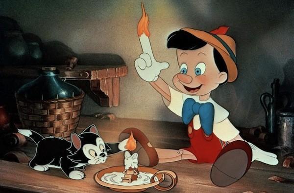 Pinocchio (Photo: Disney)