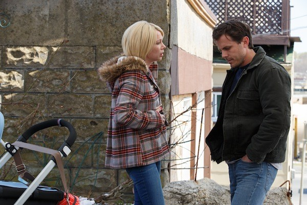 Michelle Williams and Casey Affleck in Manchester by the Sea (Photo: Lionsgate)