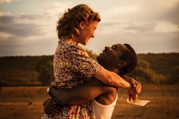 Rosamund Pike and David Oyelowo in A United Kingdom (Photo: Fox Searchlight)