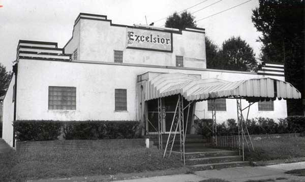 The Excelsior Club has hosted acts like Louis Armstrong and James Brown over its 72 years in existence. - COURTESY OF COLETTE FORREST