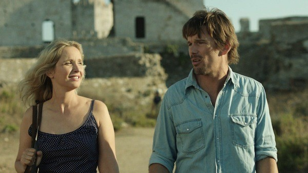 Julie Delpy and Ethan Hawke in Before Midnight (Photo: Criterion)