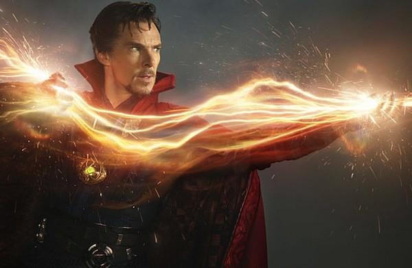 Benedict Cumberbatch in Doctor Strange (Photo: Marvel)