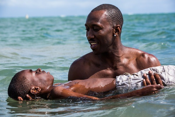 Alex Hibbert and Mahershala Ali in Moonlight (Photo: A24 & Lionsgate)