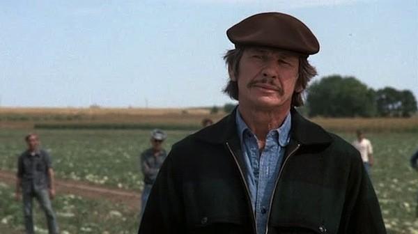 Charles Bronson in Mr. Majestyk (Photo: Kino & MGM)