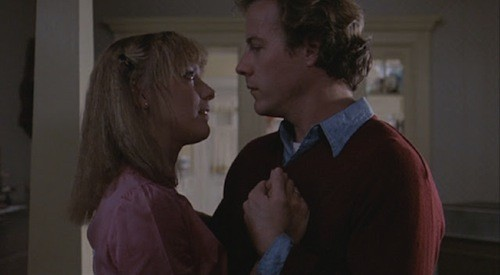 Mary Beth Hurt and John Heard in Chilly Scenes of Winter (Photo: Twilight Time)