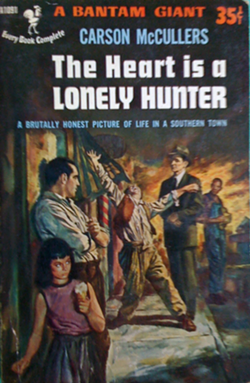 Pulp-style paperback edition