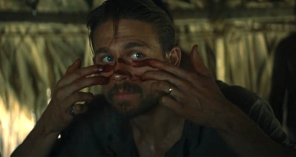 Charlie Hunnam in The Lost City of Z (Photo: Bleecker Street)