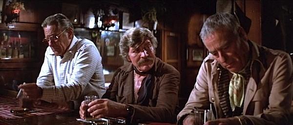 William Holden, Robert Preston and Robert Webber in S.O.B. (Photo: Warner)