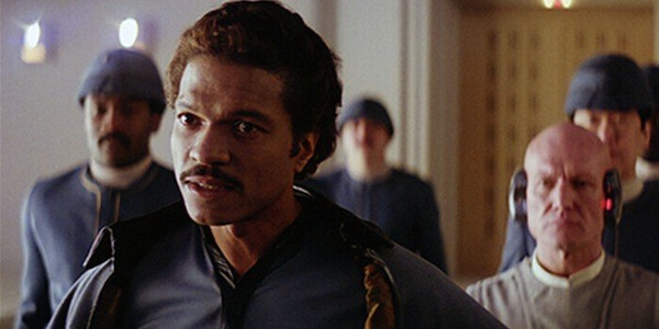 Billy Dee Williams in The Empire Strikes Back (Photo: Fox)
