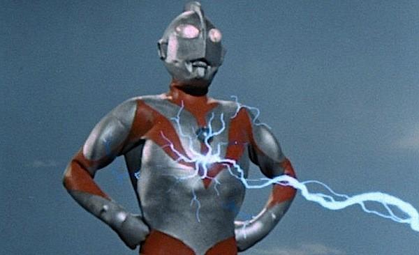 Bin Furuya as Ultraman (Photo: UA)